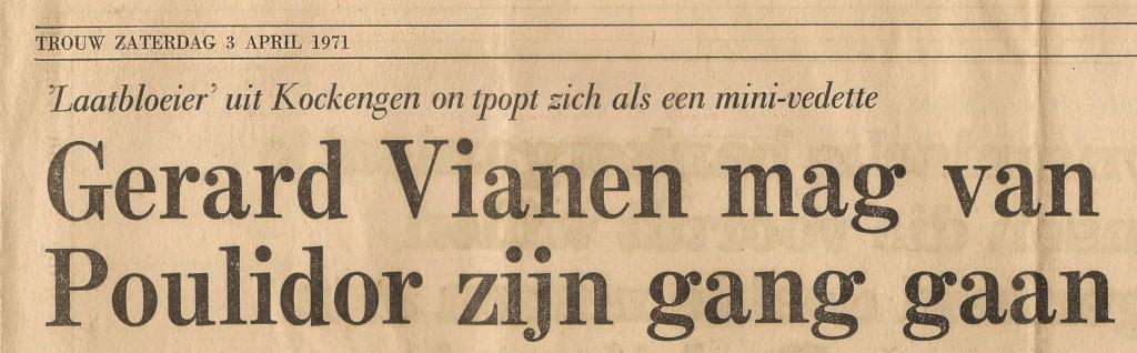 GV_ mag van Poulidor zijn gang gaan '71