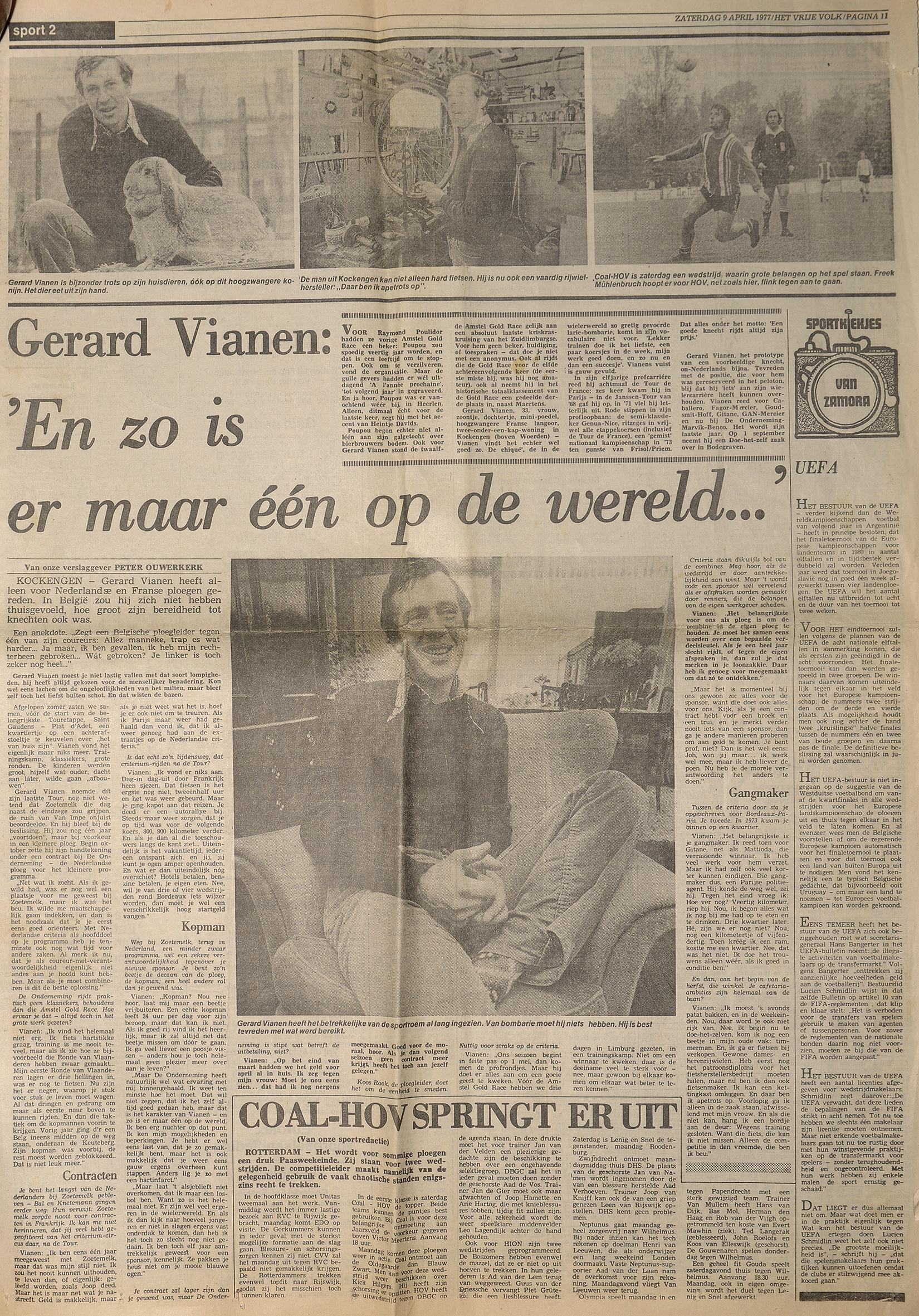 GV_Vianen bereikt ideaal 09-04-77